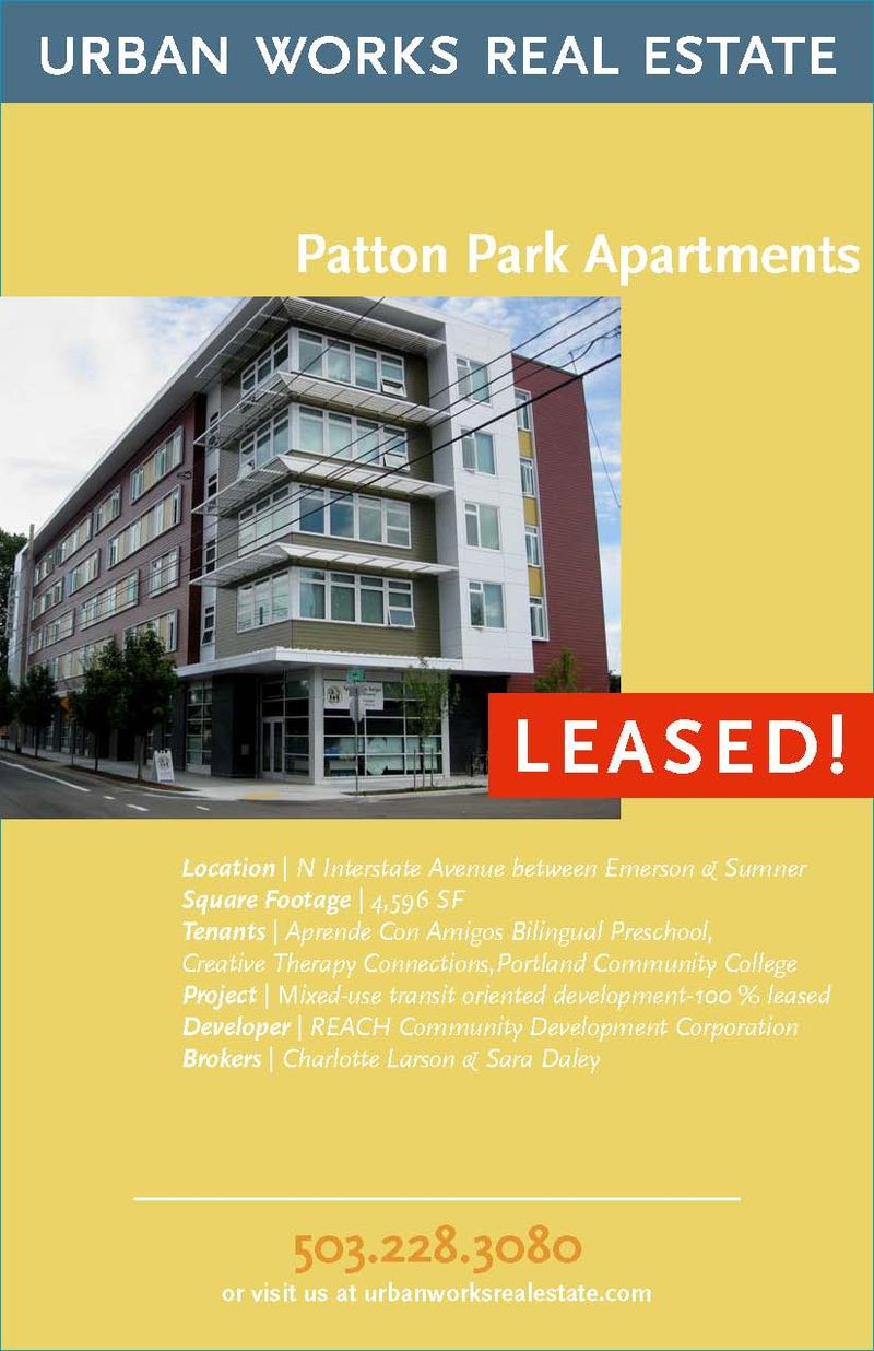 Patton park apartments