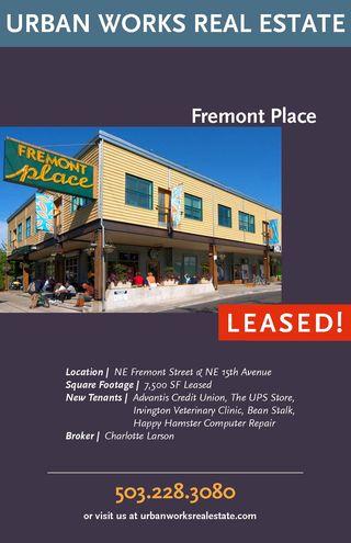 Fremont Place Postcard