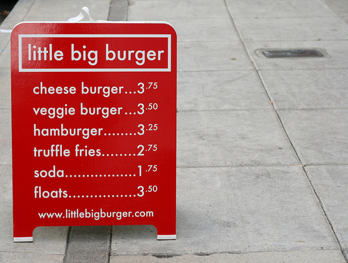 Little big burger