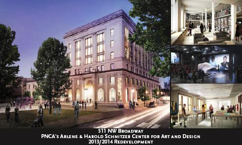 PNCA's Expanding Campus